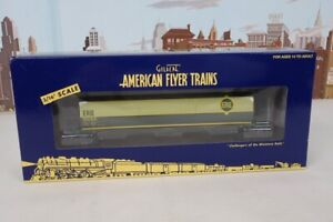 American Flyer S Gauge No.6-48654 Erie Cylindrical Hopper Car New In Box