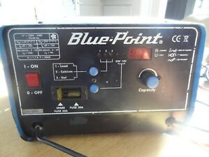 Blue point by snap on Battery Charger Plus