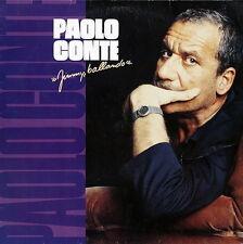 """12"""" LP Paolo Conti Jimmy Ballando (Anni, Non Sense, Gratis) 80`s CGD"""