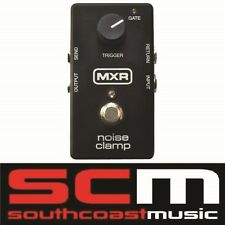 MXR M195 NOISE CLAMP NOISE GATE ELECTRIC GUITAR EFFECTS FX PEDAL JIM DUNLOP