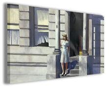 Quadro moderno Hopper Edward vol VI stampa su tela canvas pittori famosi