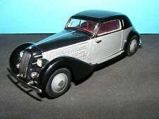 Lancia Astura 1934 in Met grey/Black from age 3  Solido 1:43 SCALE in fancy box