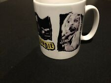 Blondie Official Mug 2014 London Somerset House Official Brand New Debbie Harry