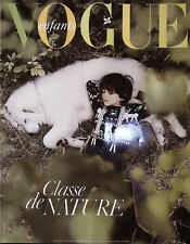 VOGUE Paris ENFANTS A/W 2009 BENOIT PEVERELLI Kids CHILDREN FASHION Bambini @Exc