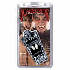 Classic Deluxe Custom Vampire Fangs/Teeth Scarecrow - Halloween Theater Cosplay