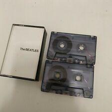 The Beatles - White Album -  Cassette EMI Records UK
