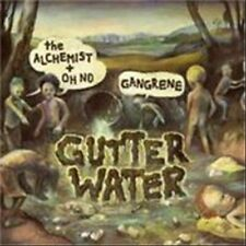 FREE US SHIP. on ANY 3+ CDs! NEW CD Alchemist & Oh No (Gangrene): Gutter Water E