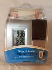 Radio Shack Atomic Adjustable Projection Clock 63-1437 NEW