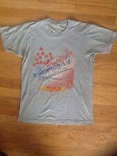 Genesis Mama 1983 - 1984 Tour T Shirt Gray Vintage M Prog Rock Band