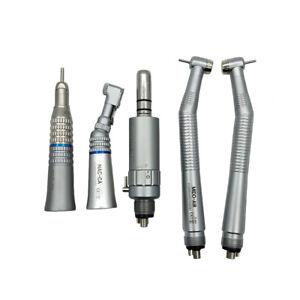 NSK Dental Kit Contra ángulo Micromotor + 2 Pieza de Mano de Alta velocidad 4H