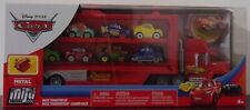 Disney Pixar Cars Mini Racers ~ Mack Hauler Truck Transporter
