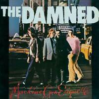 The Damned - Machine Gun Etiquette LP (WIKD 333)