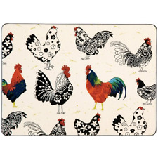 Ulster Weavers - Rooster Place Mats