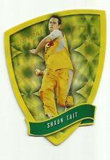 Cricket Australia Select 2009/10 DIE CUT FDC61 SHAUN TAIT TWENTY 20 TEAM CARD