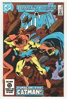 Detective Comics #538 (DC Comics 1984) Catman - Doug Moench & Gene Colan