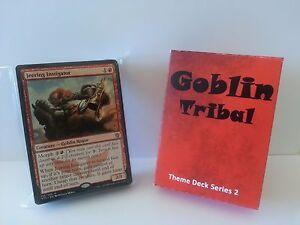 MTG Modern & Theme Decks - Goblin Tribal Khans of Tarkir Magic the Gathering