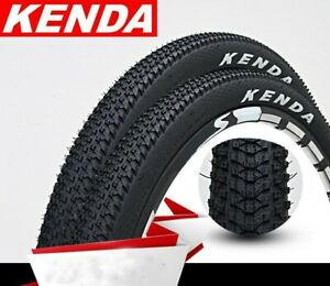 2 X KENDA K1162 26x2.1 MTB Mountain Bike Bicycle Tyres