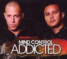 Mind Control - Nervous Nitelife Addicted [CD]