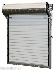 DuroSTEEL JANUS 10X10 Heavy Duty 3400 Series HURRICANE WIND-RATED Roll-up Door