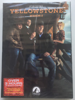 Yellowstone The Complete Season 2 (DVD, 2019) Brand New & Sealed Fast Shipping