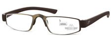 Brille Montana MR99 LESEBRILLE Lesehilfe mit einem Stecketui  +1,0; bis +3,50