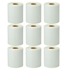 New Listing9 Rolls 750 Labels 4x2 Direct Thermal For Zebra Lp2824 Lp2844 Tlp2824 Tlp2844