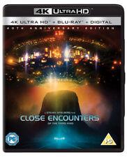 Close Encounters of The Third Kind 4k UHD Blu Ray 40th Anniversary