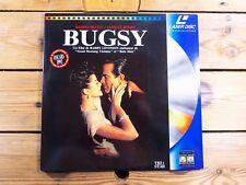 Bugsy LASERDISC LD PAL Warren Beatty harvey Keitel 1991