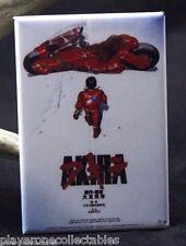 """Akira Movie Poster 2"""" X 3"""" Fridge / Locker Magnet. Japanese Anime"""