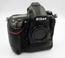 Nikon D3 12MP Digital SLR Camera Body Only & 1 Battery Working Condition NR!