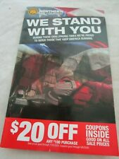 Three 3 Northern Tool and Equipment Coupons Total $35 Expire September 8 2020