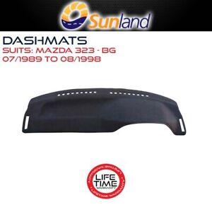 Sunland Dashmat Fits Mazda 323 BG 07/1989-08/1998 All 4 Door Sedan Models
