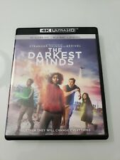 The Darkest Minds (4K Ultra HD Blu-ray Disc, 2018)No Digital Code Free Shipping