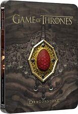 Game of Thrones - Season 7 Steelbook Blu-ray + Conquest & Rebellion