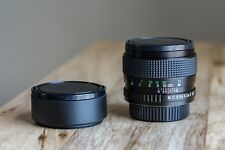Revuenon 55mm F1.2 MC with Lens Hood & Caps for Pentax - Made In Japan - Tomioka