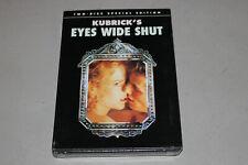 Eyes Wide Shut (Dvd 2008 2-Disc Special Edition) Stanley Kubrick Tom Cruise