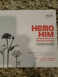 [US SELLER] Atomy HemoHIM Natural Immunity Booster 20mL x 60packets