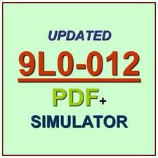 Apple ACMT Test Macintosh Service Certification Test 9L0-012 Exam QA+Simulator