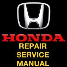 HONDA ACURA TL 2009 2010 2011 2012 2013 2014 REPAIR SERVICE  MANUAL