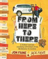 Book- From Here to There: A Father & Son Roadtrip from Melb to London- Jon Faine