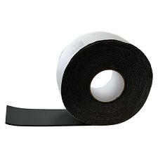 """A/C Black Foam Insulation Tape, 30 Ft. Roll - 1/8"""" W X 2"""" L"""