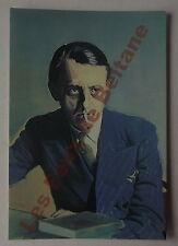 Carte postale André Malraux , Jean Picard, peinture acrylique   postcard