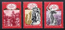 Russia - 1980 35 years liberation Mi. 4945-47 MNH