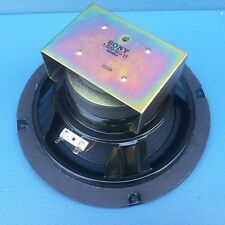 "SONY 8"" 8 OHM MAGNETICALLY SHIELDED SUBWOFFER WOOFER, w12a"