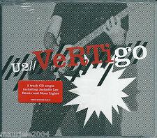 U2. Vertigo (2004) CDsingle NUOVO SIGILLATO ORIGINALE 3 tracks Neon Lights