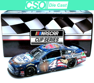 Kevin Harvick 2020 Busch Light Patriotic Indianapolis Win 1/24 Die Cast IN STOCK