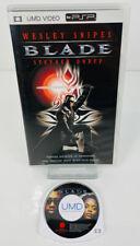 Blade UMD Video PSP Movie