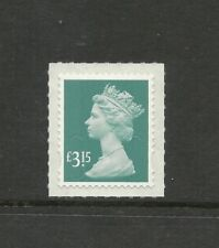 Great Britain Machin  £3.15 OFNP SA 2B De La Rue Code M15L SG U2940B MNH