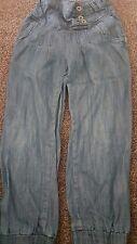 denium trousers next 8 yrs 128cms