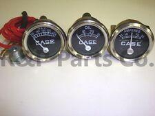 """Temperature Oil Pressure Amp Gauge Set For Case LA LAI 400 420 425 500 600 84"""""""